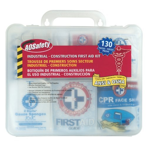 118 PC FIRST AID KIT