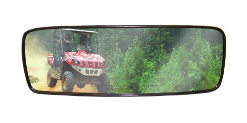 Deluxe UTV Center Mount Rearview Mirror