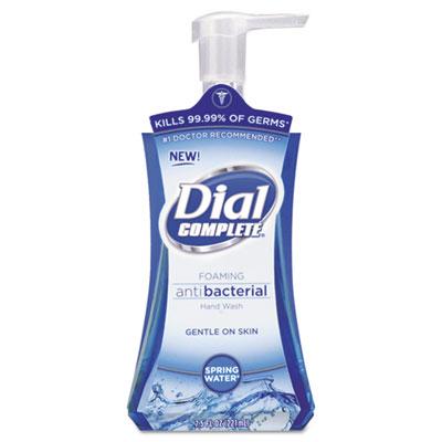 Antibacterial Foaming Hand Wash, Spring Water, 7.5oz