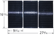 Porcelain steel wire cooking grid for MHP, PGS brand gas grills