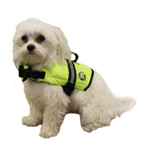 Doggy Life Jacket XXS Yellow