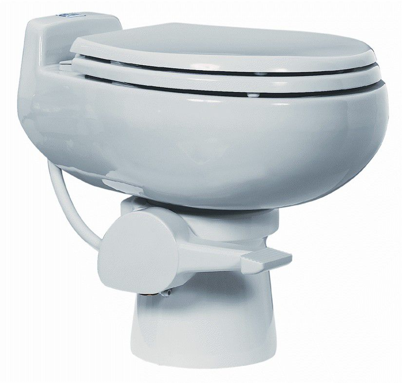Sealand 510+ One Pint Flush Toilet - White