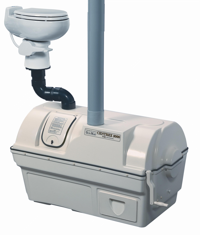 Centrex 2000 NE Non-Electric Composting Toilet System