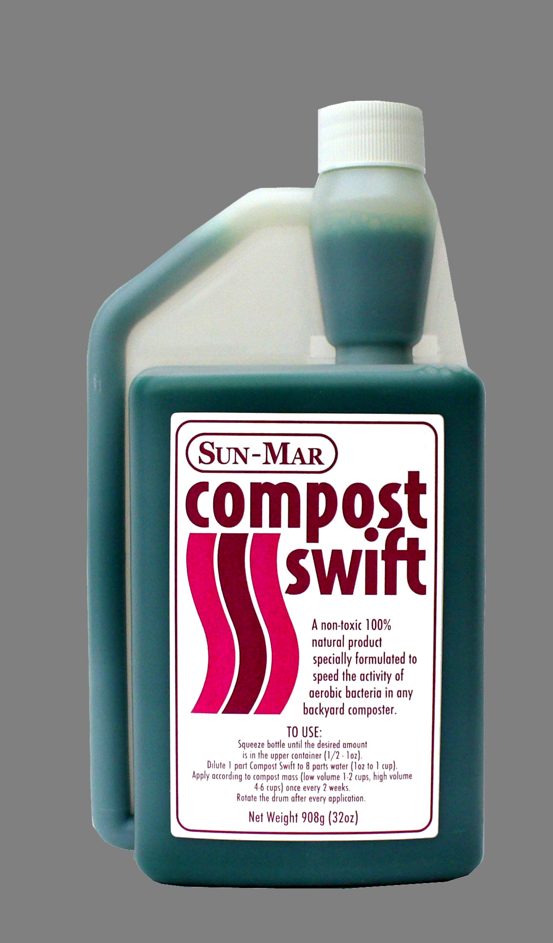 Compost Swift, 32 oz (Case of 12)