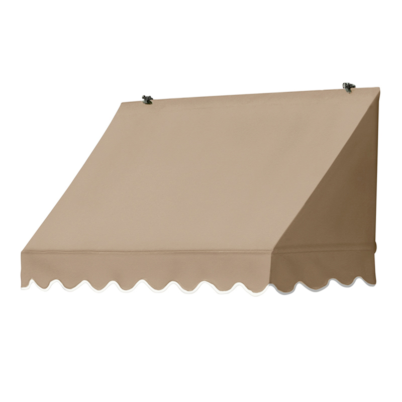 4' Traditional Awnings in a Box, Sandy