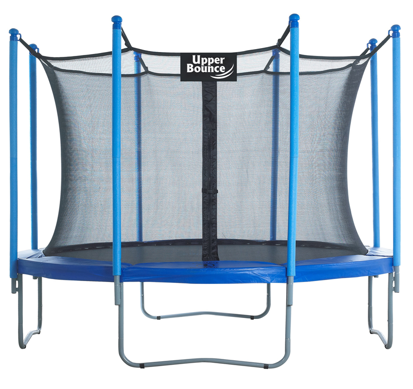 10 FT. Trampoline & Enclosure Set equipped with the New