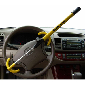 The Club Twin Hooks Vehicle Anti-Theft Device