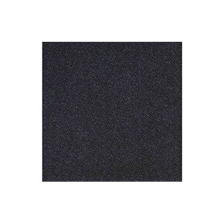 3' x 4' Plush Tuff Olefin Solids Mat Navy