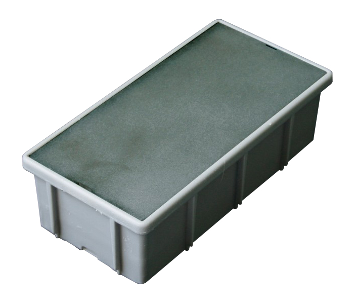 4 x 8 Paver Light Kit - Gray, 8-Pack