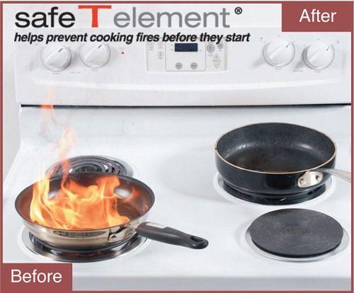 Safe-T-element 2X2 Configuration